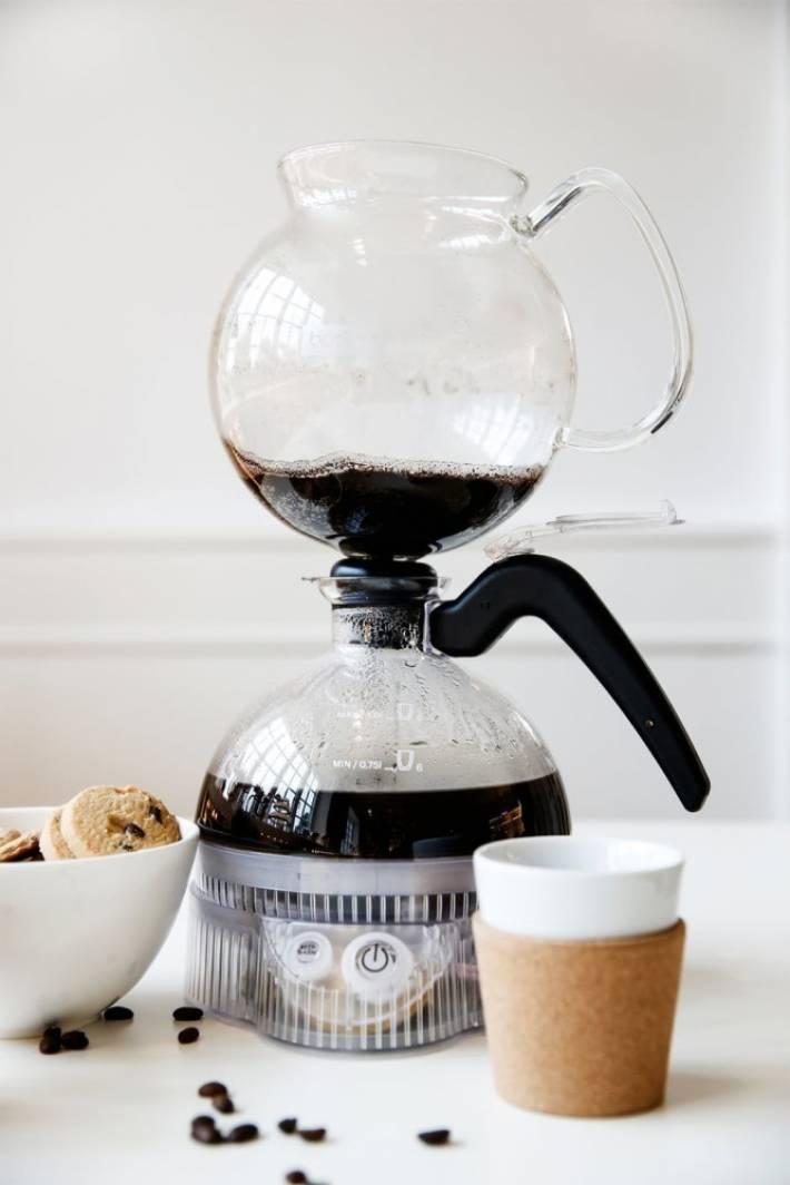 Lasinen Kahvinkeitin